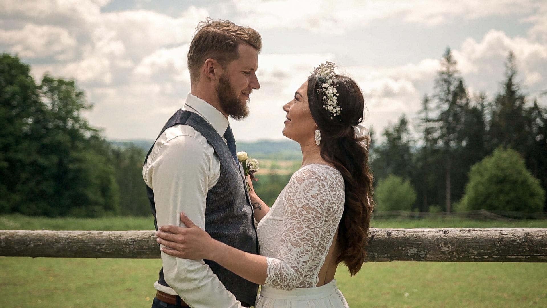Svatební video z nejkrásnější svatby v Žirovnici u Pelhřimova