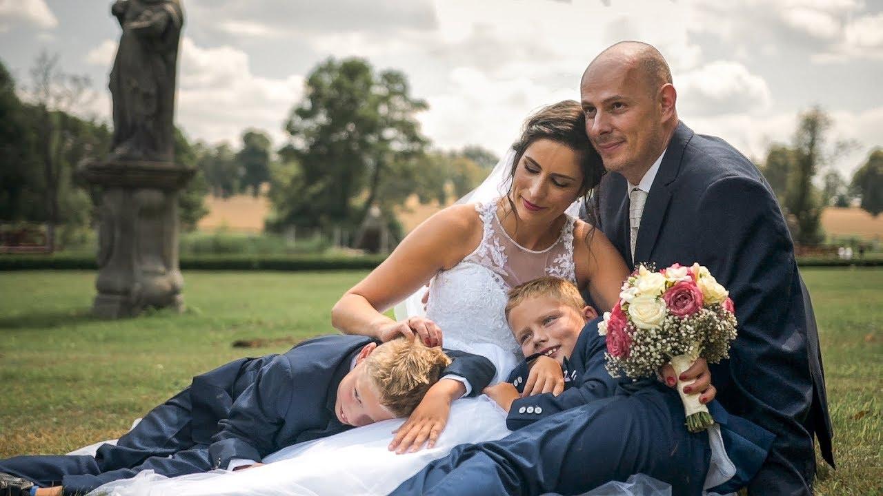 Svatba v Počátkách na Letohrádku svatý Vojtěch - Svatební video