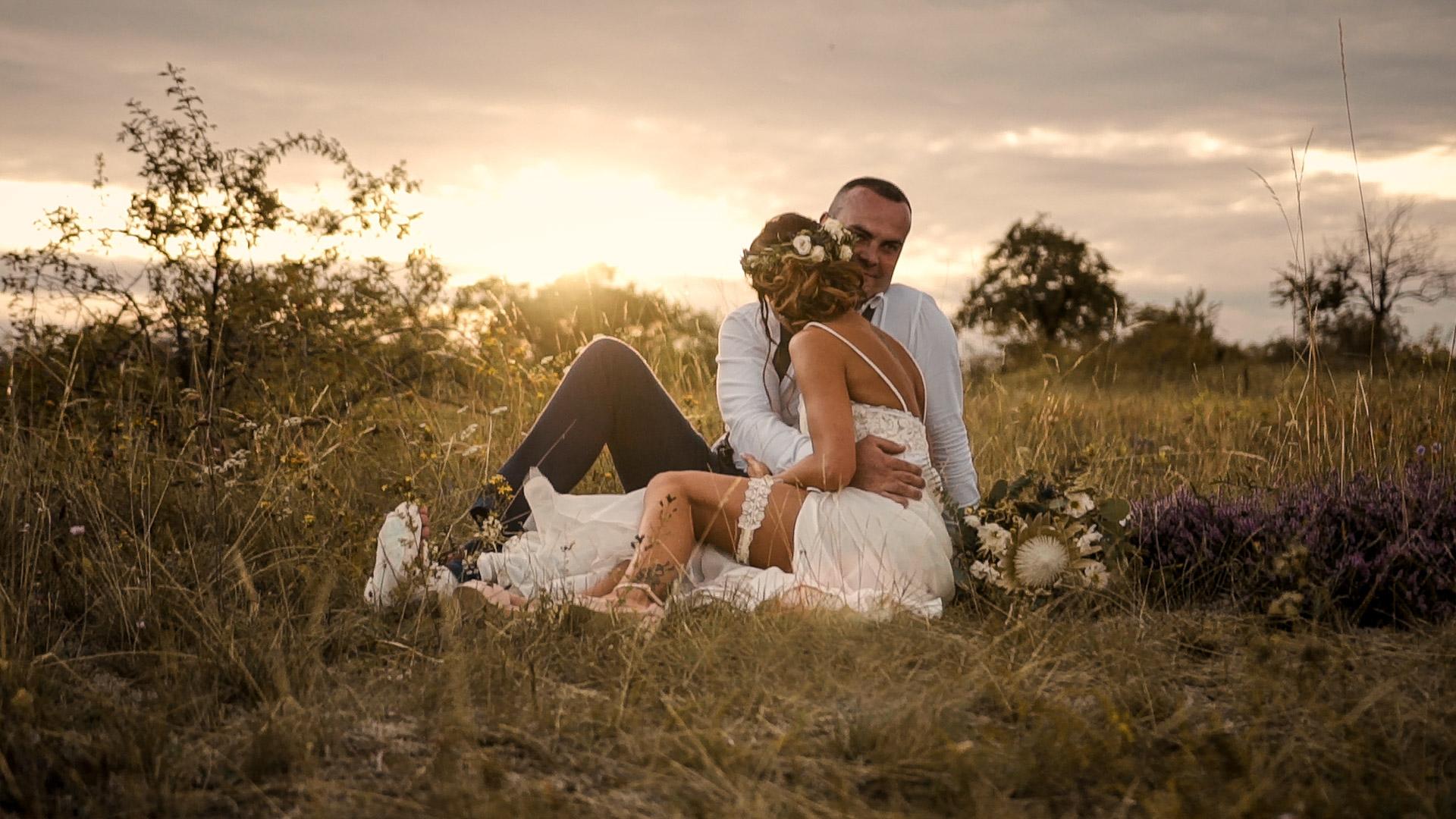 Nádherná boho svatba ve Znojmě na Jižní Moravě