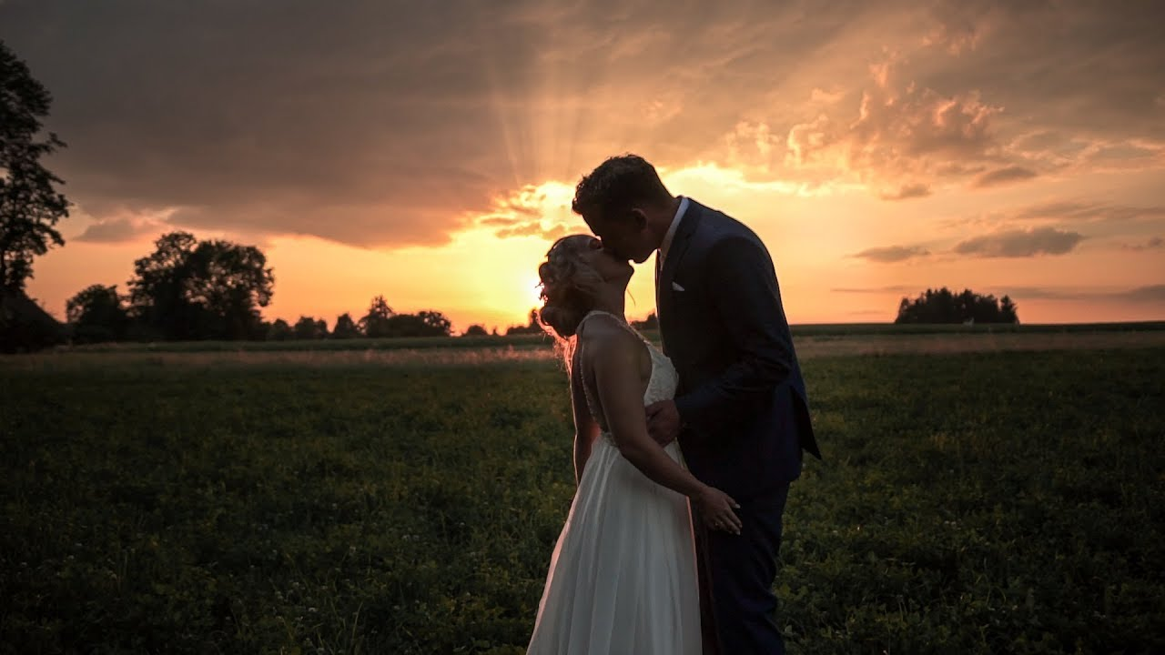 Svatba v přírodě na Bořetínském statku