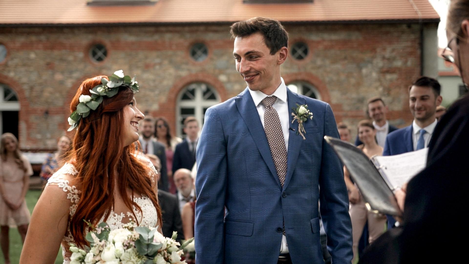 Veselá svatba v penzionu Smolotel u Příbrami